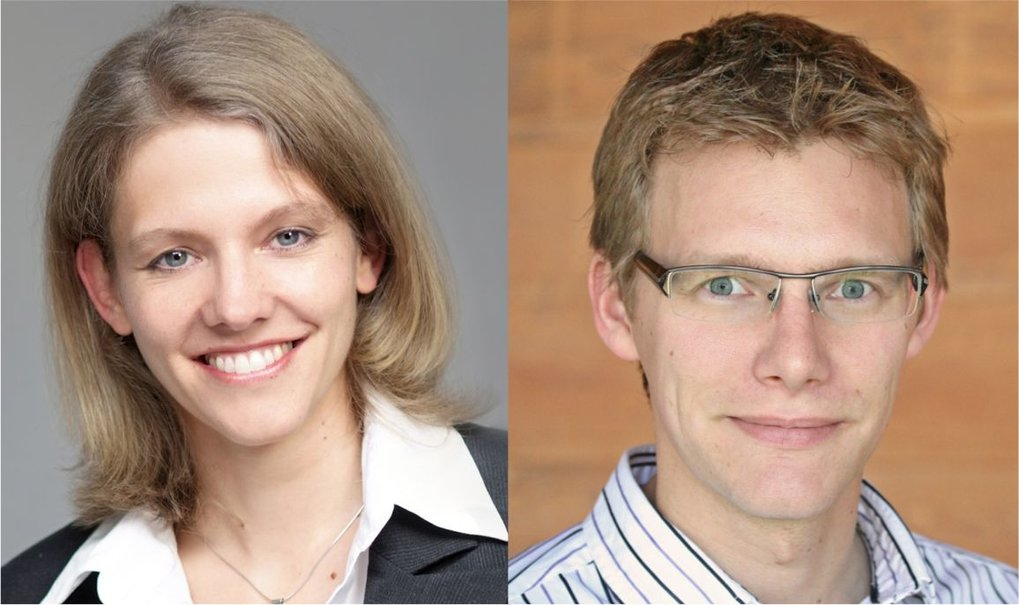 The European Research Council awards project grants to Professor Bettina V. Lotsch and Dr Sebastian Loth, both currently working at the Max Planck Institute for Solid State Research in Stuttgart. (12.2014)