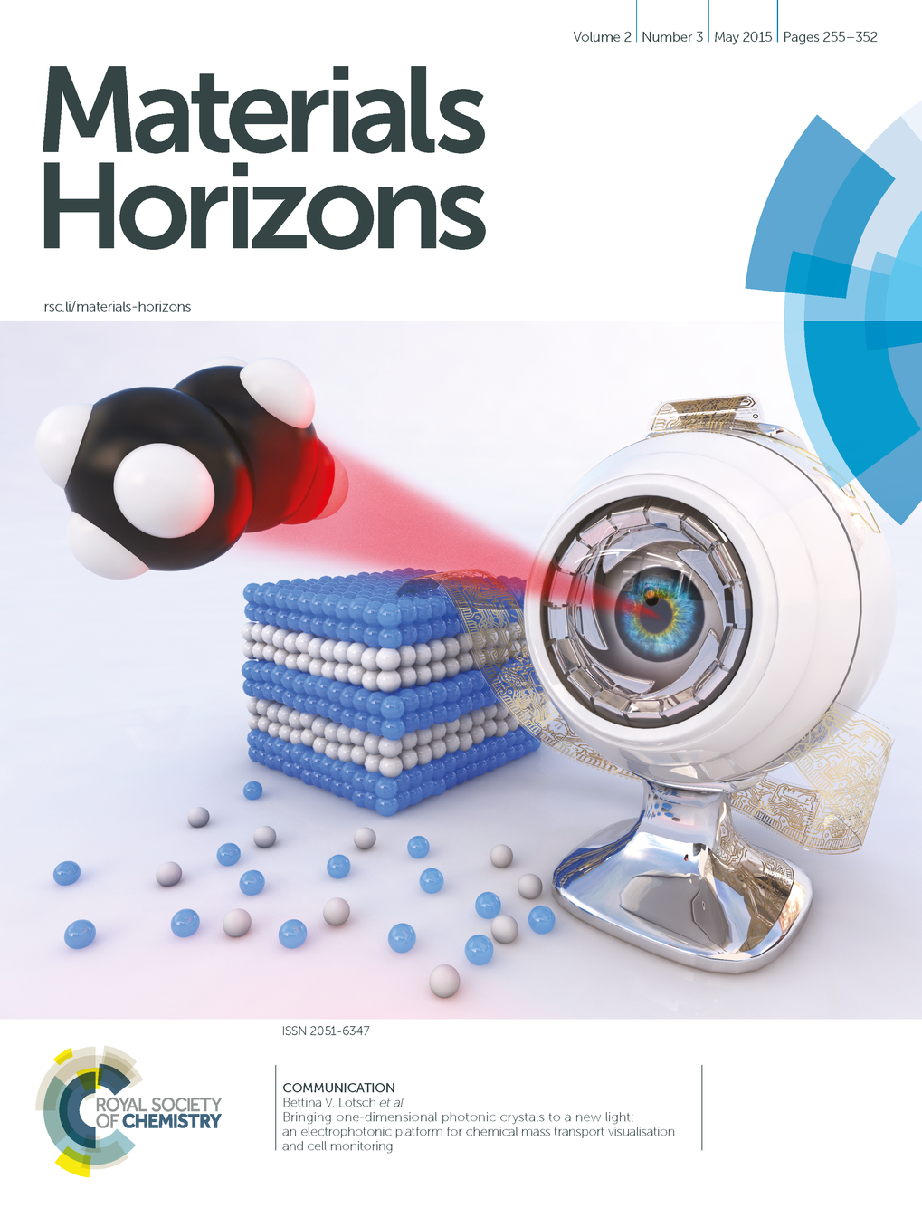 Front Cover Image from 2015 publication [73]