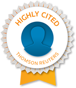 <strong>Highly Cited Researcher</strong>
