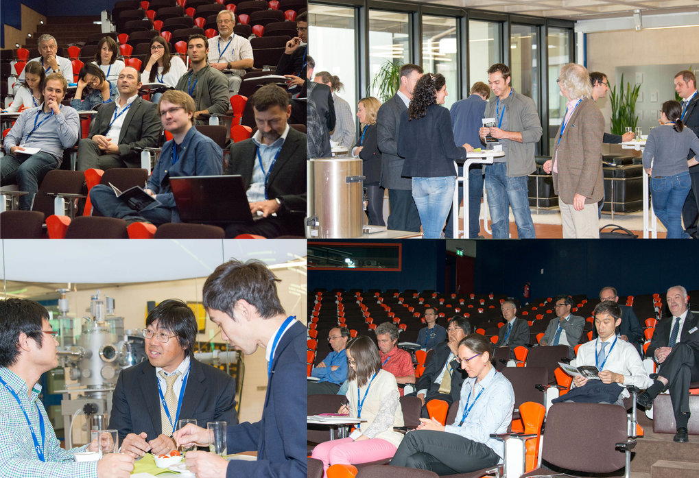 The second JEOL ARM TEM User Meeting was held on the 24th and 25th of June at the Stuttgart Center for Electron Microscopy, in Stuttgart, Germany. 50 people attended from across Europe and were happy to also be joined by a user from South Africa and by Dr. Eiji Okunishi from JEOL Japan. The program included talks by users in the UK, France and Germany, and two presentations from JEOL on the latest applications of the monochromated ARM and of low-voltage microscopy. At the end of the presentations on Day 1 there was a 'Round Table' discussion, admittedly without the round table, that none-the-less allowed all the users to share questions, stories and tips. The discussion was very lively and very helpful, with a large number of users speaking up and the active participation of JEOL representatives. A summary of the topics discussed, and a 'wish list' from the users will be circulated. The final element of the program was demonstrations at the two StEM ARMs by Dr. Okunishi on Day 2. Dr. Okunishi showed the alignment process at 80kV for imaging carbon nanotubes and, on the probe-corrected machine, he showed the Ronchigram and the large flat area achievable with the DCOR (ASCOR) corrector.  There was general agreement that the meeting was useful and that discussions should continue between users through email and the JEOL web-forum and, of course, through the continuation of the user meeting series, so it is great news that several institutions have volunteered to host the third ARM User Meeting in 2016.