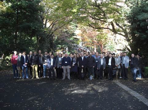 """Max Planck-UBC-UTokyo Workshop on Quantum Materials"", December 04 - 07, 2016.Our workshop is concentrating on reflecting on ongoing activities at the Max Planck-UBC-UTokyo Centre."