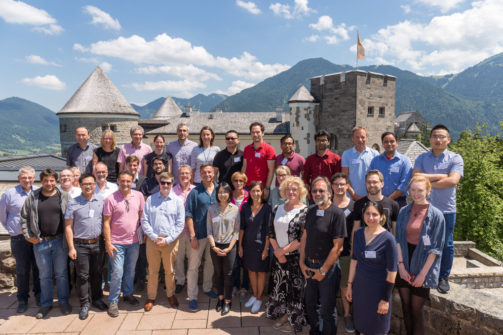 <span>2019 International Workshop at Ringberg Castle</span>