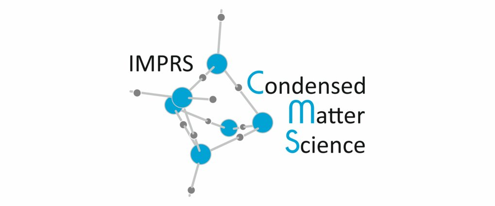 International Max Planck Research School for Condensed Matter Science